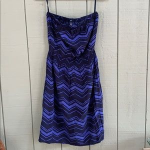 Gap strapless dress/ cover up